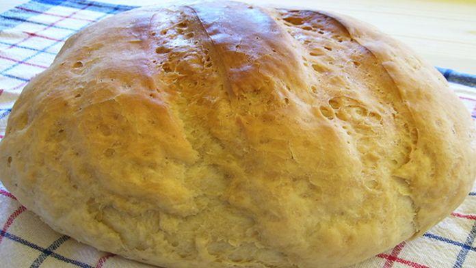 Báječný domácí chléb připravený bez dlouhého kynutí už za 35 minut! | Vychytávkov