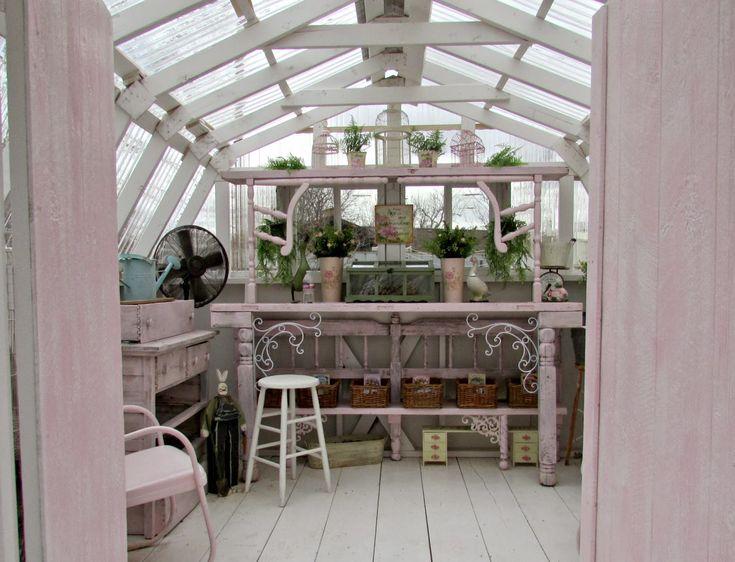 1000 id es sur le th me hangars jardin cottage sur for Hangar jardin