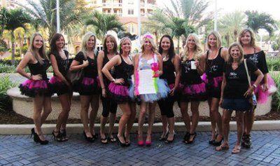 tutu bachelorette parties | Your Bachelorette Party dresses... | Weddings, Beauty and Attire, Fun ...