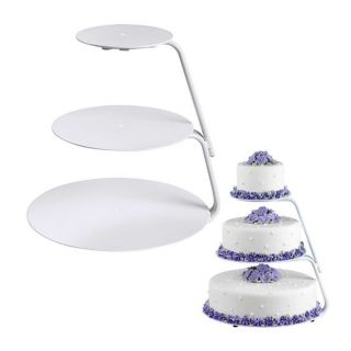 WILTON FLOATING TIER CAKE STAND