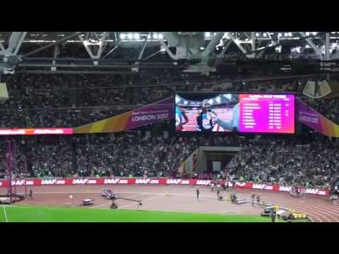 4 x 400m relay Womans final- World Championship Athletics London 2017- w...