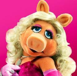 MISS PIGGY (CERDITA PIGGY)