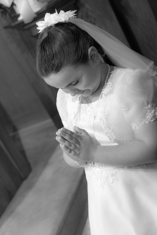 05.04.14 | DasNeves | First Communion Photo Session | Mt Carmel Church | New Bedford, MA