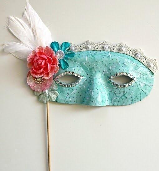9 best make stuff masquerade masks images on pinterest