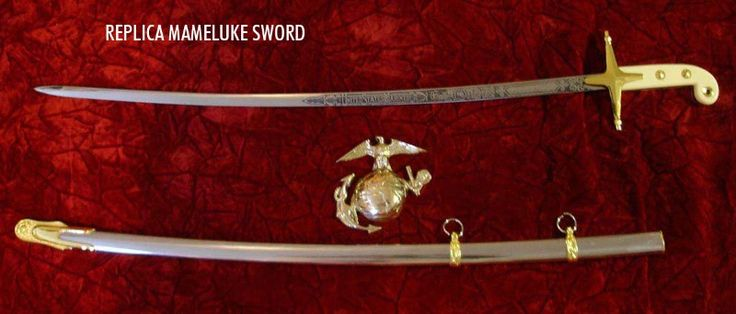 Mameluke Sword | Replica United States Marine Officer Mameluke Sword