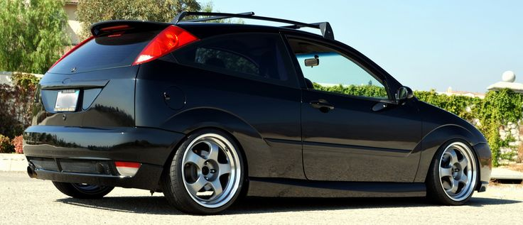 black ford focus mk1 tuning ford focus st tuning. Black Bedroom Furniture Sets. Home Design Ideas