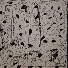 Composition 18-4 by Marcel Renaud