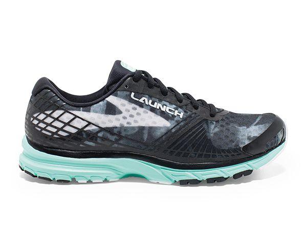 Women's Launch 3 Neutral running shoe angular view