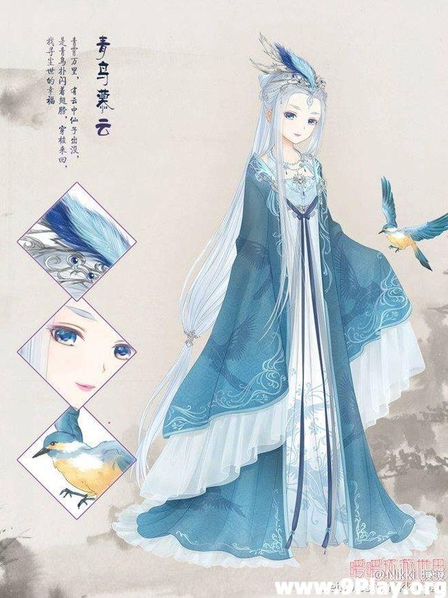 Character Design Dress Up Game : Ngoi sao thoi trang top phuc co khien ai cung