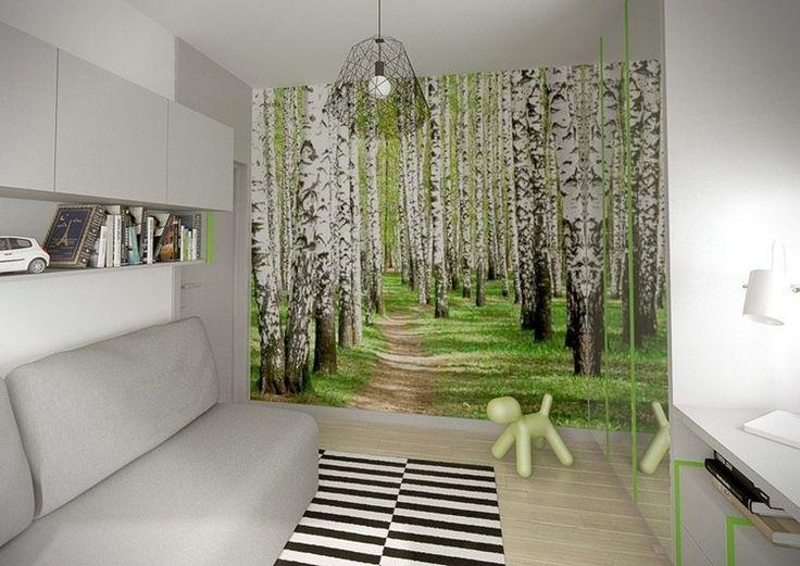 Kinderzimmer Wandgestaltung: 50 Ideen mit Farbe und Tapete