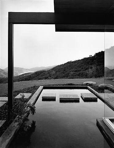 Julius Shulman, Richard Neutra, Singleton House, Los Angeles, California: Interior, Modern Architecture, Mid Century, Los Angeles, Julius Shulman, Space, Richard Neutra