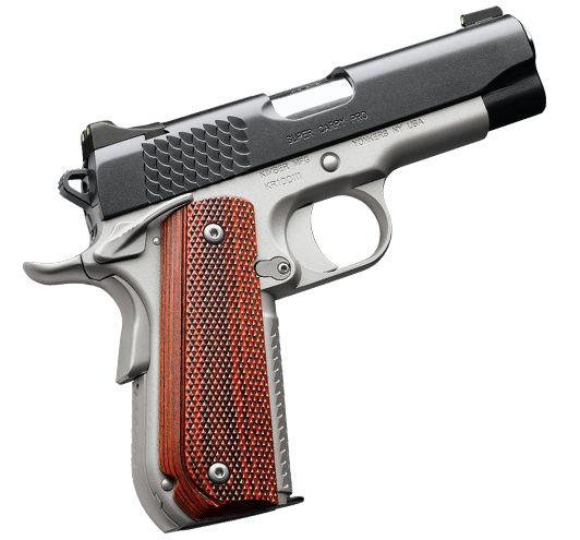 Kimber 1911 Super Carry Pro - A lightweight .45 ACP that may well be the finest all-around carry pistol ever offered by Kimber®.