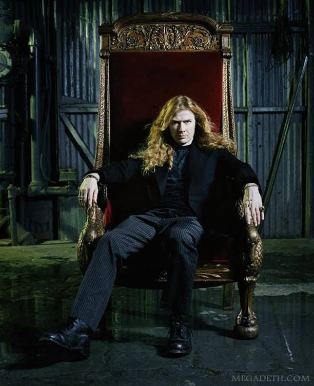 Mustaine Kill The King