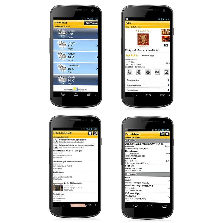 Get a mobile app developed today