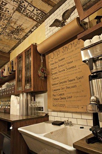 butcher paper restaurant menu