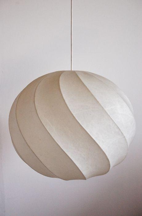 :: Castiglioni lamp ::