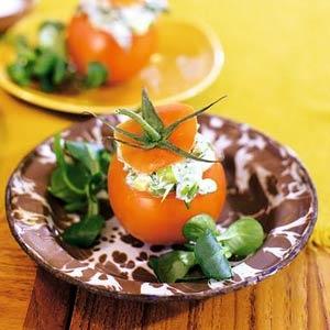 Recept - Gevulde tomaten - Allerhande