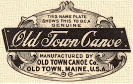 1916 Old Town Canoes Catalog on Cd and Download