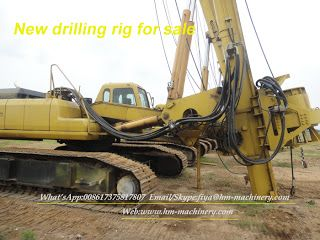 Fiya-Machinery: New Rotary Drilling Rig for Sale -R200 can be R220...