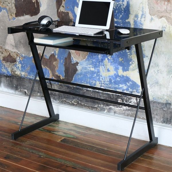 Espresso Corner Desk Walmart L Shaped Computer Desk