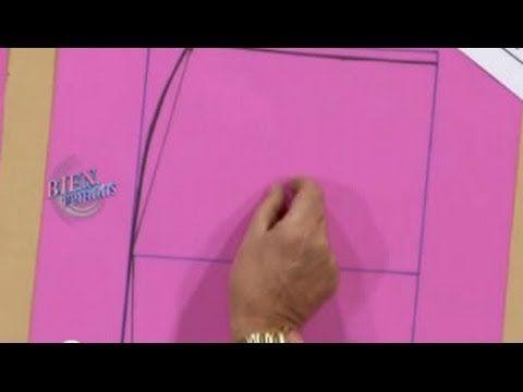 379 - Bienvenidas TV - Programa del 19 de Marzo de 2014 Hermenegildo Zampar explica correcciones de falda.
