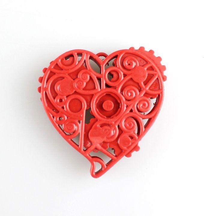 Download Clockwork Heart by 3DNA - MyMiniFactory.com