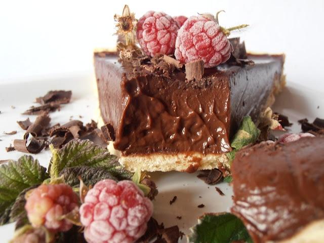 caietul cu rețete: tartă cu ciocolată