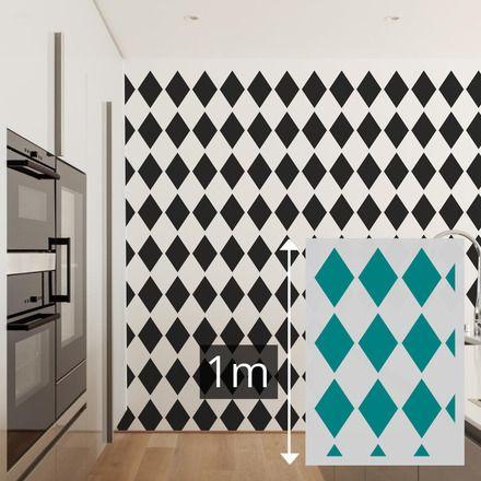 1000 id es sur le th me num ros de maison moderne sur for Pochoir mural xxl