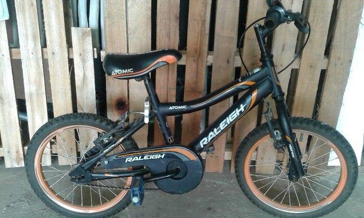 Raleight Aromic kids bike