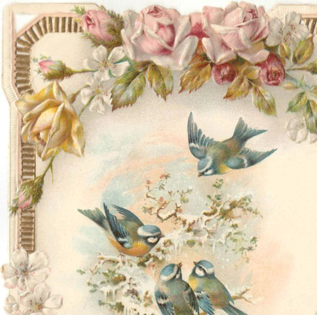 Antique And Vintage Victorian Cards Victorian Card
