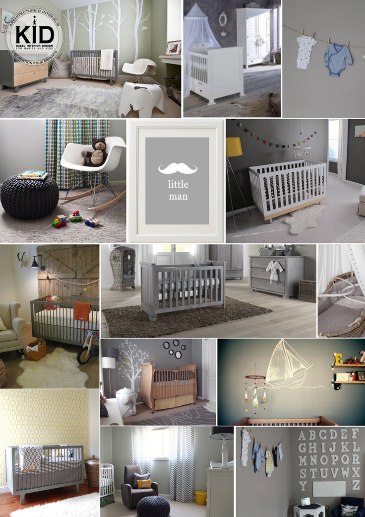 34 best Chambre bebe images on Pinterest Nursery, Baby rooms and