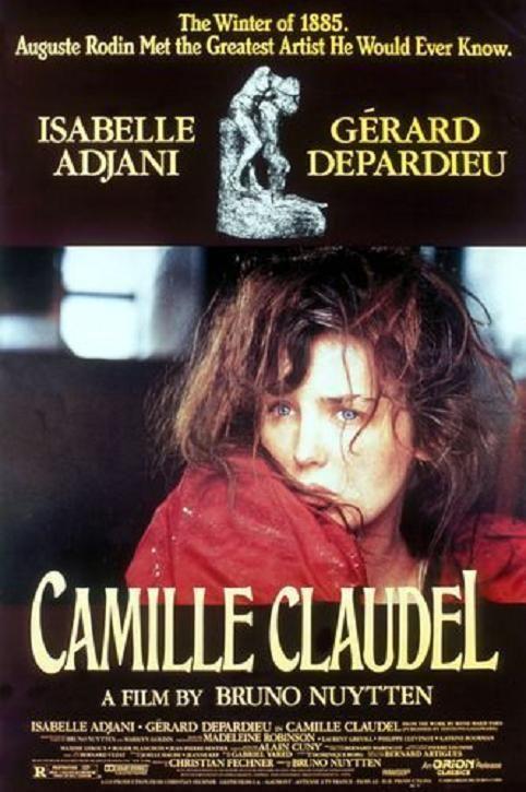 Camille Claudel est un film français réalisé par Bruno Nuytten, sorti sur les écrans en 1988. Wikipédia