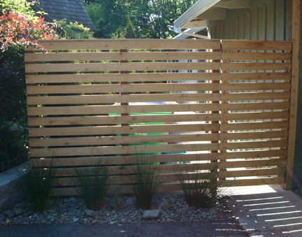 25+ best ideas about Midcentury fencing and gates on Pinterest ...