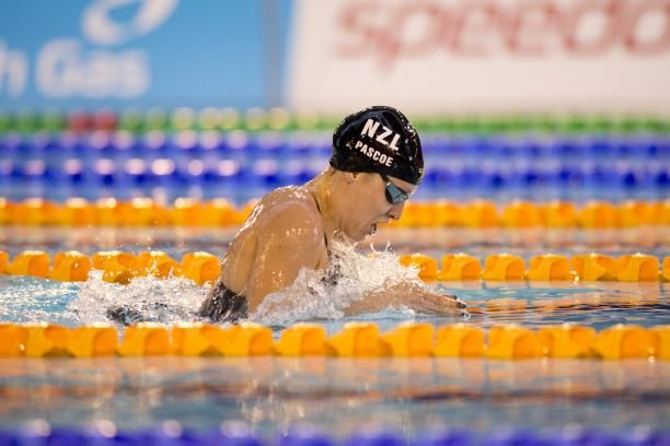 Sophie Pascoe ready to defend Paralympic titles 10.09.2016 The New Zealand swimmer will go for gold in three events but is aware of the competition ahead of her. - Sophie Pascoe - 2015 IPC Swimming World Championships Glasgow