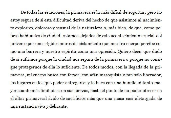 Fragmento del libro, Las cuatro estaciones//Ana Blandiana