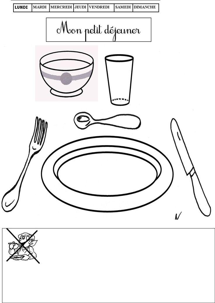 Dossier 16 FICHES sur l'ALIMENTATION, l'équilibre alimentaire, petit déjeuner, fruits et légumes