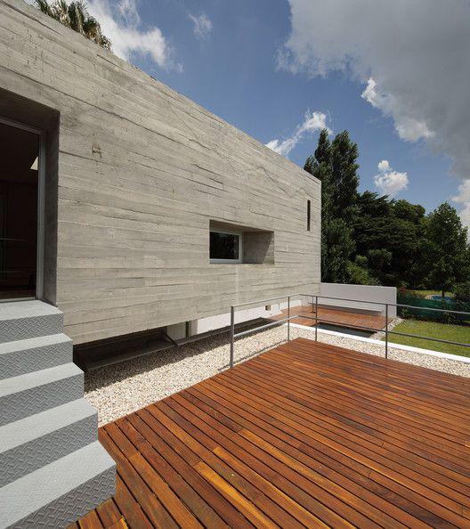 Bunker House,© Gustavo Sosa Pinilla
