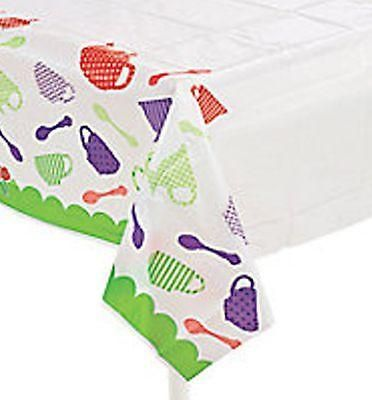 Tea party tablecover