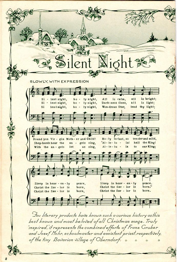 Silent Night - has been translated into over 300 languages. http://silentnight.web.za/translate/