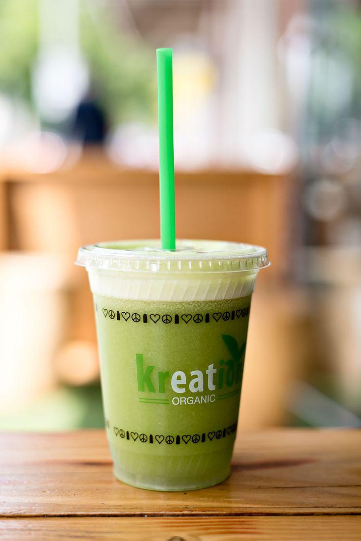 9 amazing & yummy places to eat healthy in LA - Kreation Juice http://www.urbanpixxels.com/healthy-food-los-angeles/