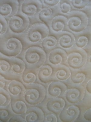 Longarm Quilting: Something Different