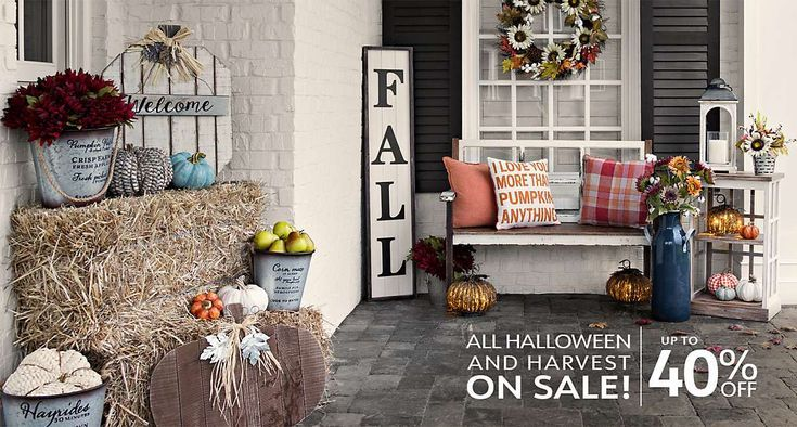 Kirklands Fall Home Decor Up To 40 Off Fall Sign