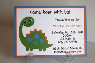5M Creations: Dinosaur Birthday Party Set