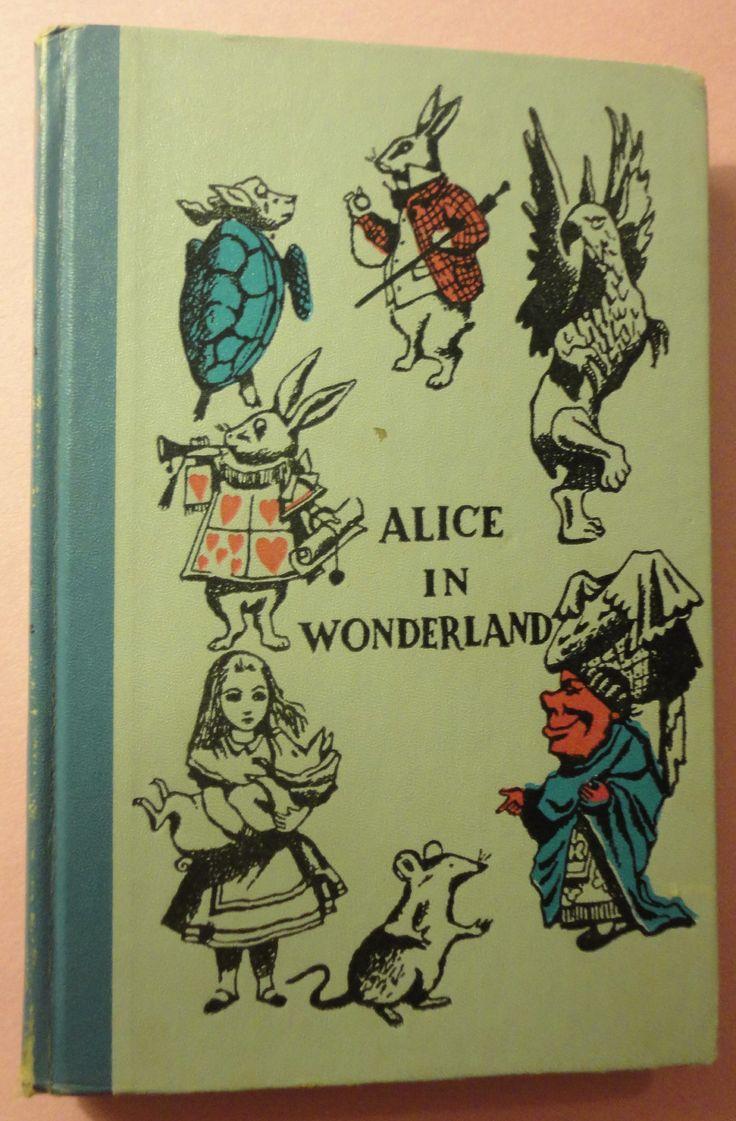alice in wonderland original book pdf
