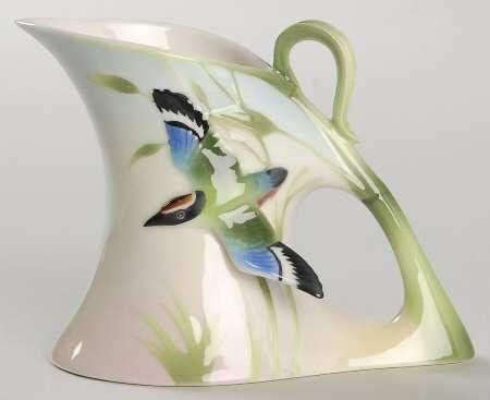 Wonderful Franz Collection Bamboo Song Bird Creamer · BambooPorcelainChina Good Ideas