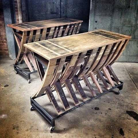 les 9 meilleures images du tableau chaise douelle sur pinterest barrique meubles de tonneau. Black Bedroom Furniture Sets. Home Design Ideas