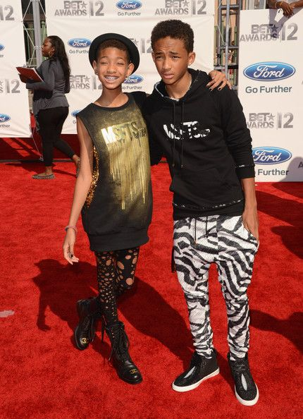 Willow and Jaden Smith are the coolest kids ever