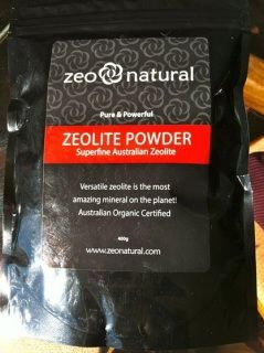 Zeo Natural zeolite powder  Detox Balance your PH and fight free radicals all in one easy to use 100% natural product.