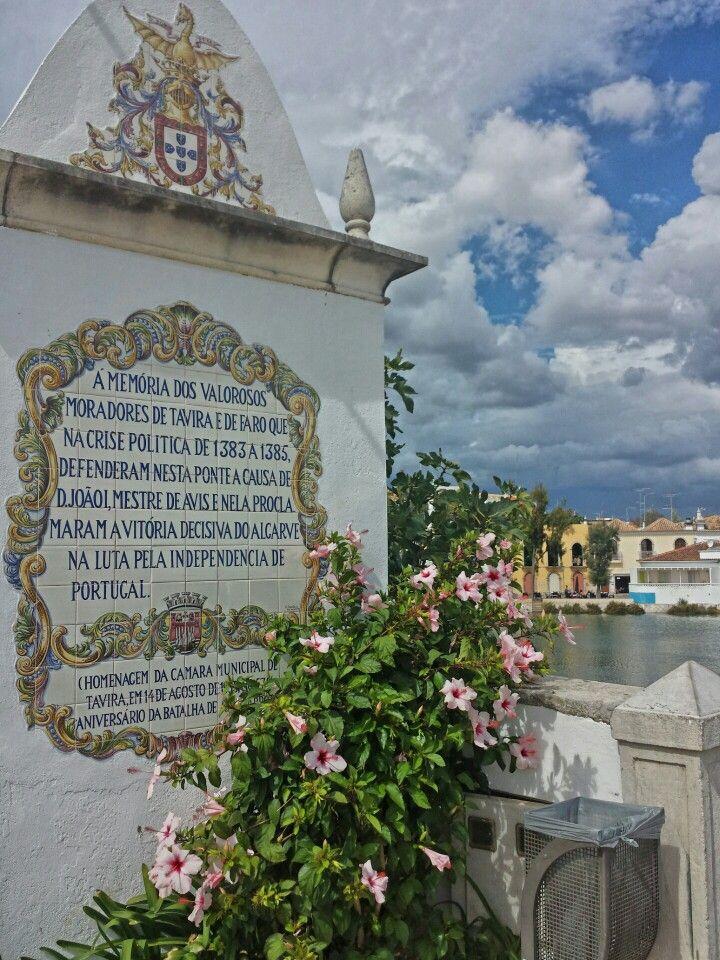 This is Tavira, Algarve  By www.arturcruz.com