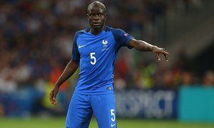 Antonio Conte convinced me to leave Leicester for Chelsea says NGolo Kanté